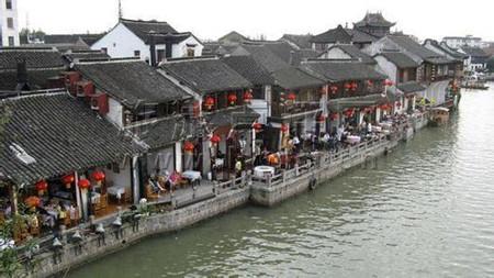 你知道江南水乡古镇的排名吗?吃完巴仙牌阳澄湖大闸蟹