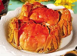 教你做大闸蟹中最经典的清蒸大闸蟹