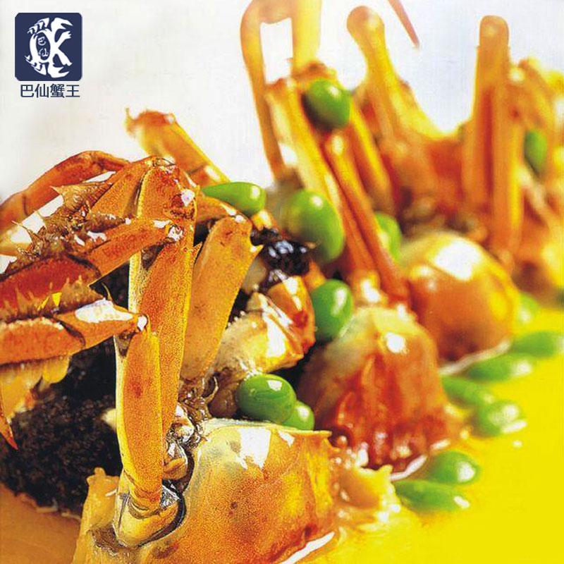 经典上海菜面拖蟹的做法