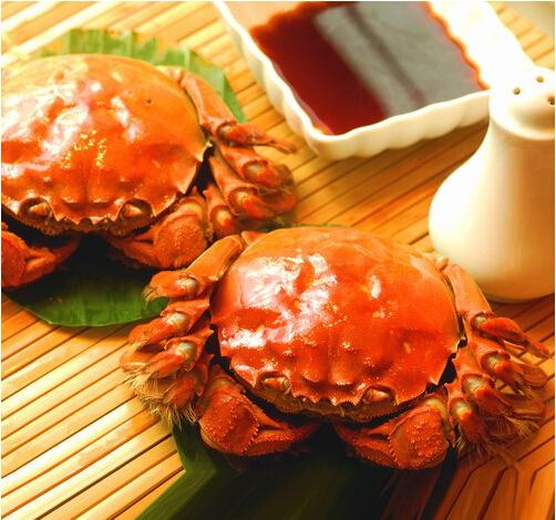 品蟹常识之胃寒的人吃阳澄湖大闸蟹注意事项