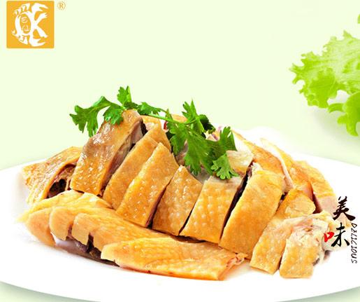 巴仙蟹美味咸鸡